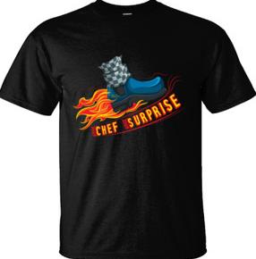 chef shirt design