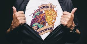 Chef shirts
